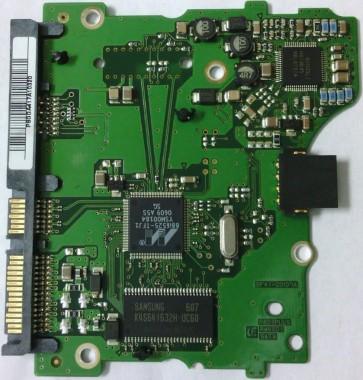 HD400LJ, HD400LJ/C, BF41-00107A, FW ZZ100-15, Samsung 400GB SATA 3.5 PCB