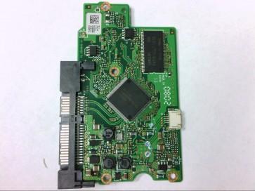 HDP725050GLA360, 0A29740 BA2631_, 0A35415, BA2727, Hitachi SATA 3.5 PCB