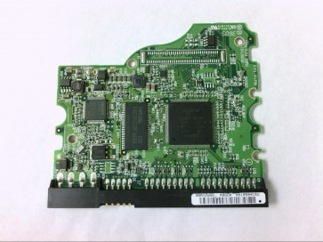 6L080P0, Code BAH41G10, Maxtor 80GB NMBA IDE 3.5 PCB