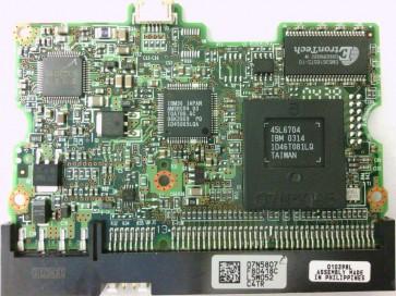 DTLA-307015, 07N5807 F80418C, 07N4108, F80425, IBM IDE 3.5 PCB