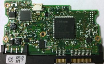 HDS721680PLA380, 0A29695 BA2292_, 0A33982, BA2355, Hitachi SATA 3.5 PCB