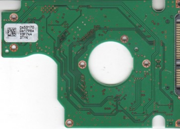 HTS722016K9A300, 0A53170 DA1798A, 0A5573, DA2173, Hitachi SATA 2.5 PCB
