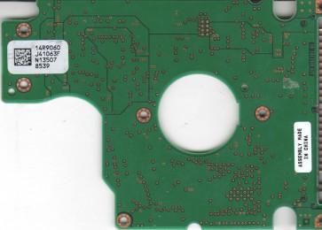 IC25N060ATMR04-0, 14R9060 J41063F, 08K0634, H69555, Hitachi IDE 2.5 PCB