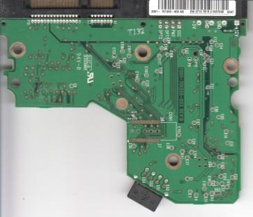 WD2500JS-22MHB0, 2061-701335-800 AD, WD SATA 3.5 PCB