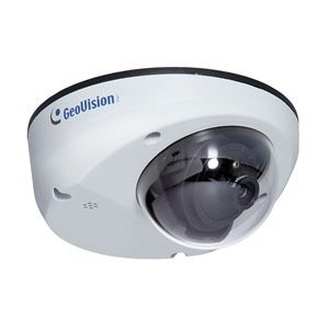 Geovision GV-MDR220 | 2MP H.264 Mini Fixed Rugged Dome Camera