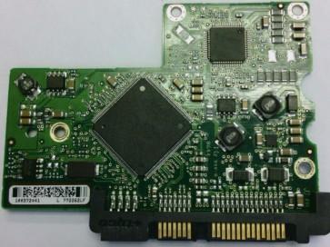 ST3160812AS, 9BD132-303, 3.AAE, 100372441 L, Seagate SATA 3.5 PCB