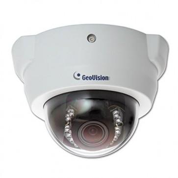GeoVision GV-FD1210 1.3 Megapixel 3x Zoom WDR Network Dome Camera