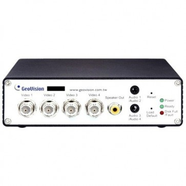 GV-VS04H Geovision CCTV to IP Network Video Server, 4 Camera, I/O Terminal Block