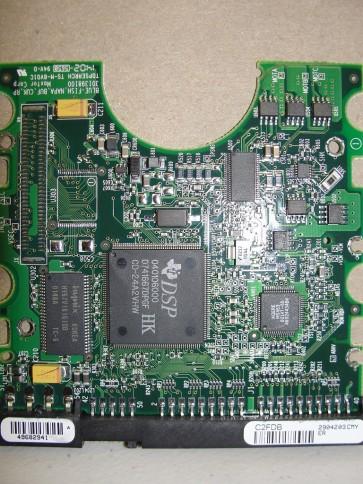98196H8, Code ZAH814Y0, KMCB, 040106000, Maxtor 81.9GB IDE 3.5 PCB