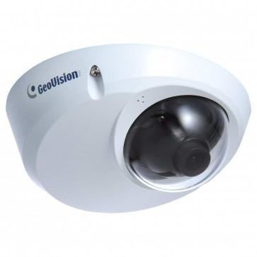 GeoVision GV-MDR120 1.3 MP H.264 Mini Fixed Rugged Dome Internet Protocol Camera