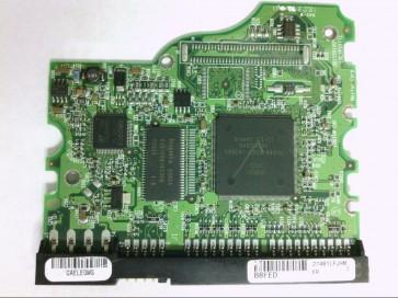 6E020L0, Maxtor 20GB Code NAR61590 [KMCA] IDE 3.5 PCB