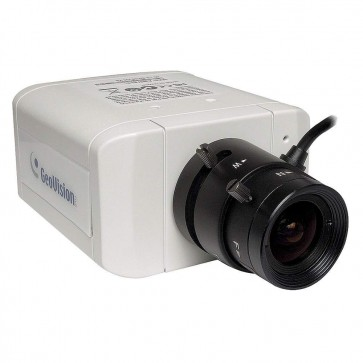 GV-BX3400-4V 3MP H.264 WDR Pro D/N Box IP Camera (Varifocal Lens)