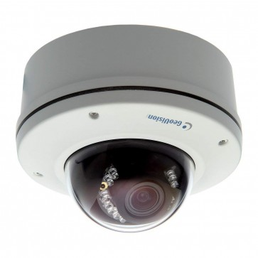 Geovision GV-VD220D 2M H.264 IR Vandal Proof IP Dome