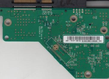 WD5000AAKS-22TMA0, 2061-701477-800 AV, WD SATA 3.5 PCB
