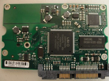 ST3500830SCE, 9BK136-193, 3.ACH, 100406539 G, Seagate SATA 3.5 PCB
