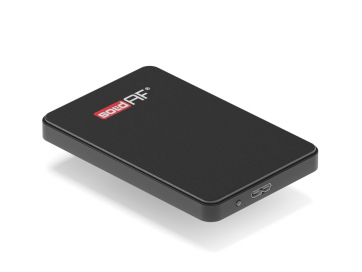 SolidAF External Portable Hard Drive 320GB USB 3.0