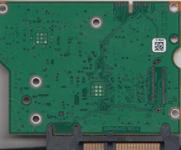 ST2000DM001, 9YN164-570, CC9B, 2756 G, Seagate SATA 3.5 PCB