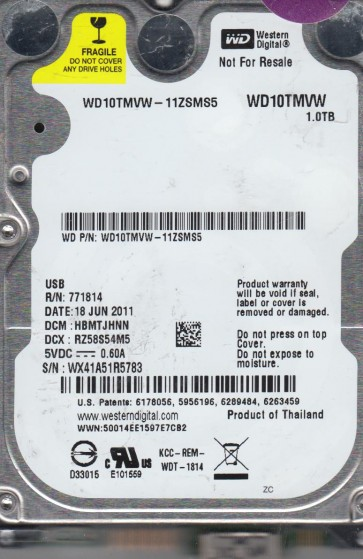 WX41A51R5783