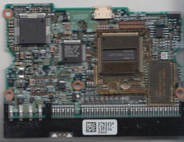 DPTA-371020, 07N3658 F42317_, PN 07N3339, IBM 10.2GB IDE 3.5 PCB