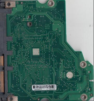 ST3750630AS, 9BX146-035, DE13, 100468979 J, Seagate SATA 3.5 PCB