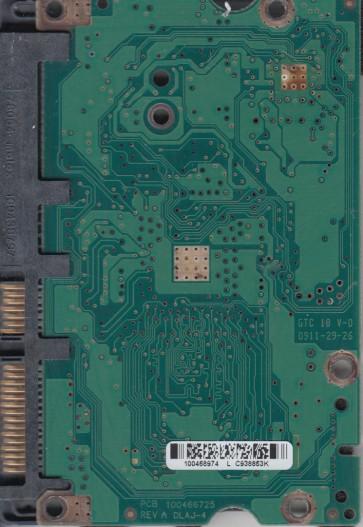 ST3500320AS, 9BX144-505, SD15, 100468974 L, Seagate SATA 3.5 PCB