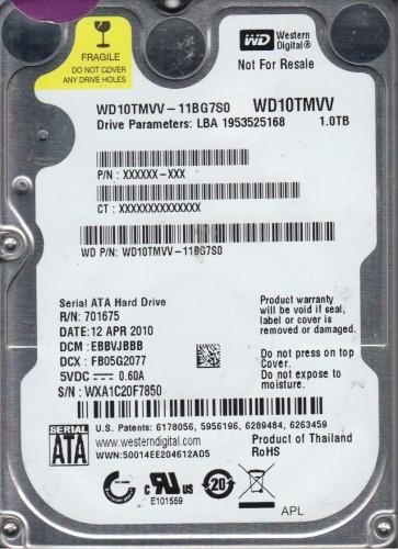 WXA1C20F7850