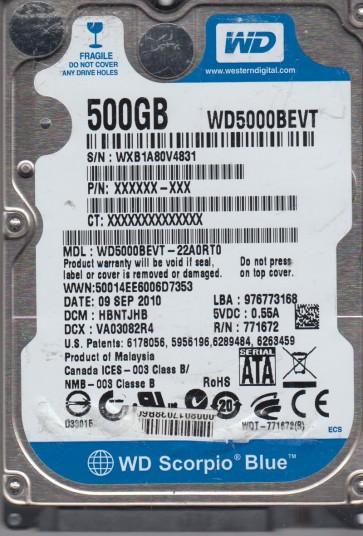WXB1A80V4831