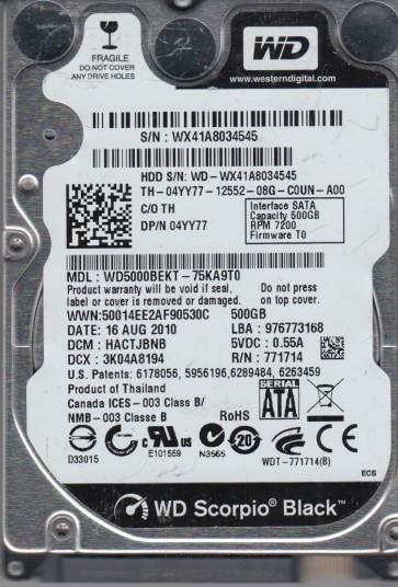 WX41A8034545