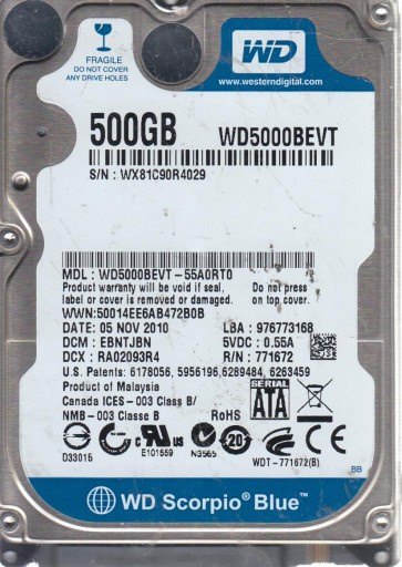 WX81C90R4029