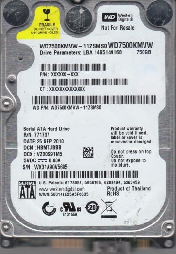 WX31A90V5605