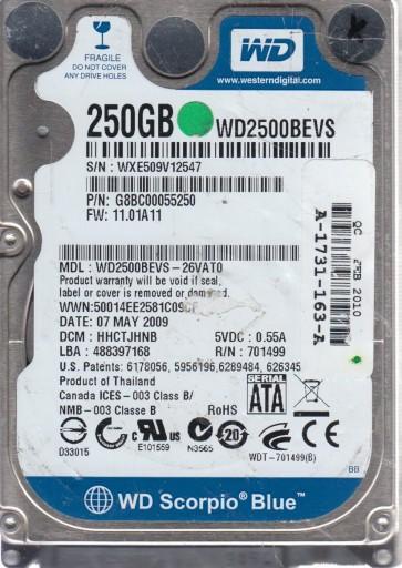 WXE509V12547