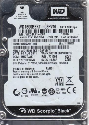 WXD1A71N4667