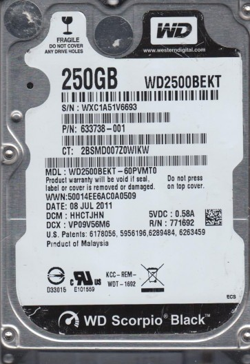 WXC1A51V6693