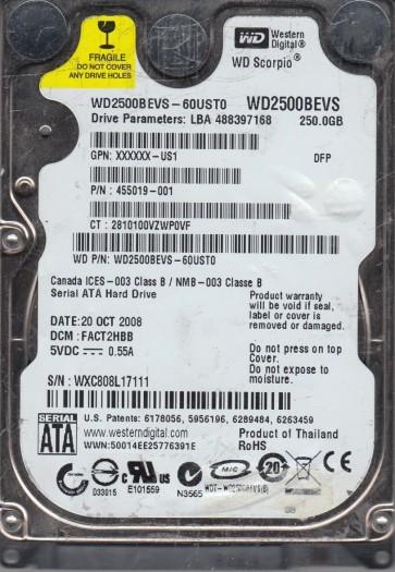 WXC808L17111