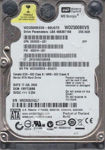 WXC608J34227