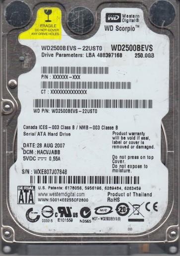 WXE807J07848