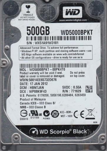 WX51A91W3181