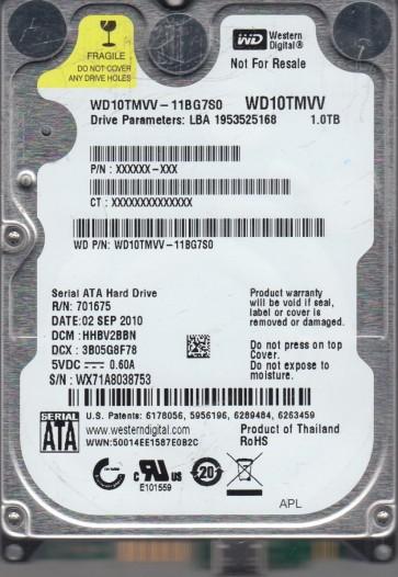 WX71A8038753