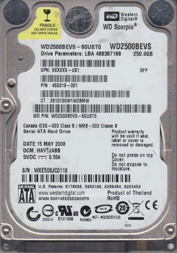 WXE508JC0118