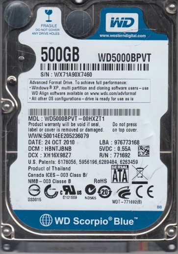 WX71A90X7460