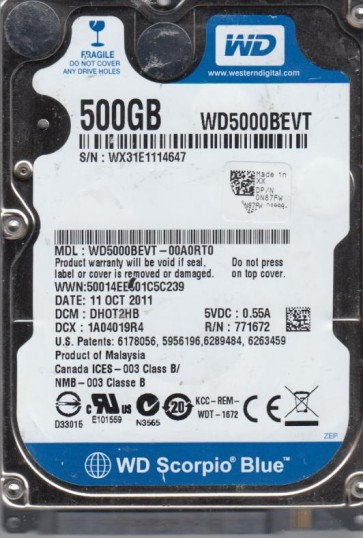 WX31E1114647