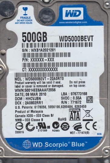 WXB1A2021281