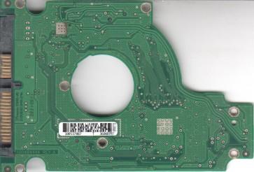 ST9250827AS, 9DG134-141, 3.AAB, 100537887 T, Seagate SATA 2.5 PCB