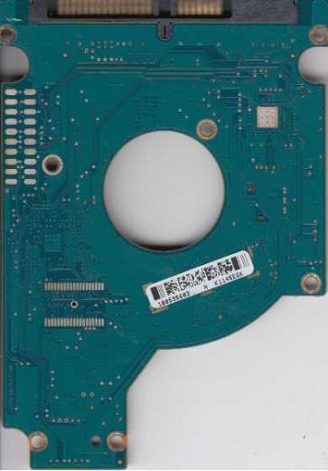 ST9500325AS, 9HH134-022, 0005HPM1, 100535602 H, Seagate SATA 2.5 PCB