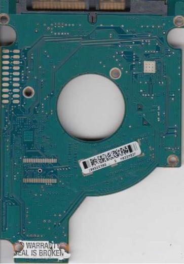 ST9160314AS, 9HH13C-022, 0005HPM1, 100565306 D, Seagate SATA 2.5 PCB