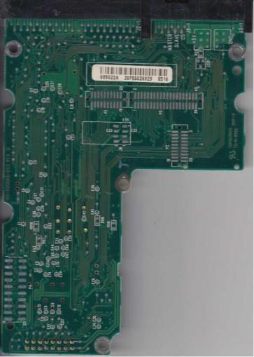 AC36400-00LC, 61-600689-022 A, WD IDE 3.5 PCB