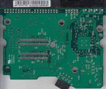 WD800BB-75DKA0, 2061-00159-100 E, WD IDE 3.5 PCB