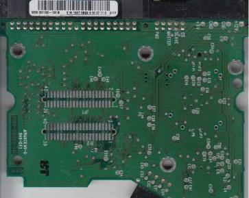 WD1800JB-00DUA0, 0000 001160-100 B, WD IDE 3.5 PCB