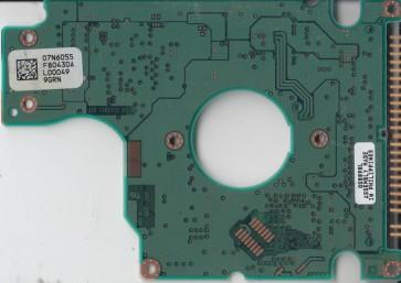 DJSA-210, PN 07N6633, 07N6055 F80430A, IBM 7.5GB IDE 2.5 PCB