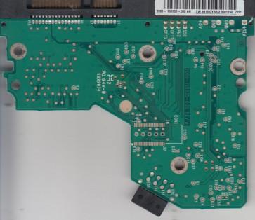 WD800BD-22MRA1, 2061-701335-D00 AH, WD SATA 3.5 PCB